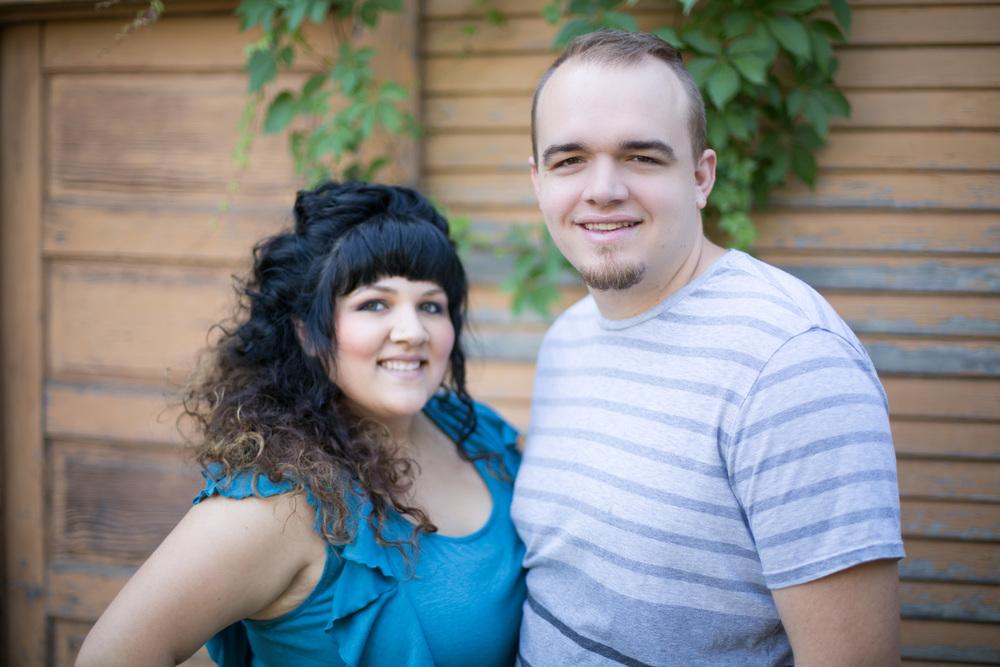 Issac and Lydia Farrar