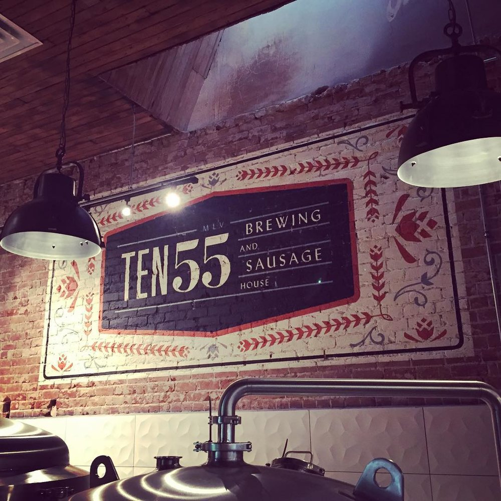 Ten55 Brewing and Sausage House