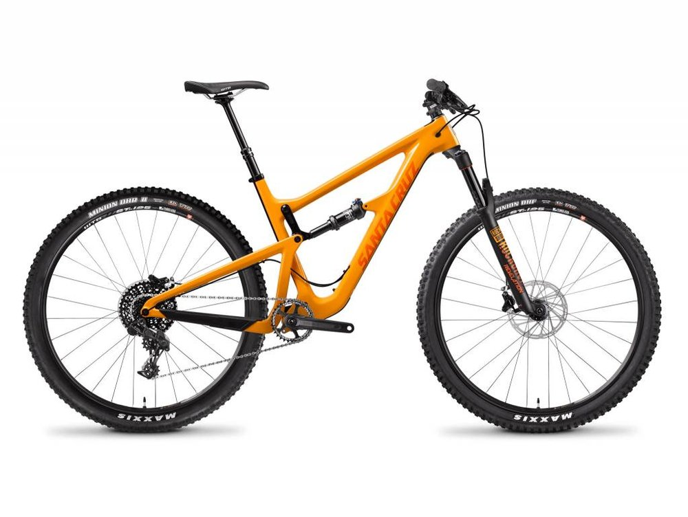 2018 Santa Cruz Hightower