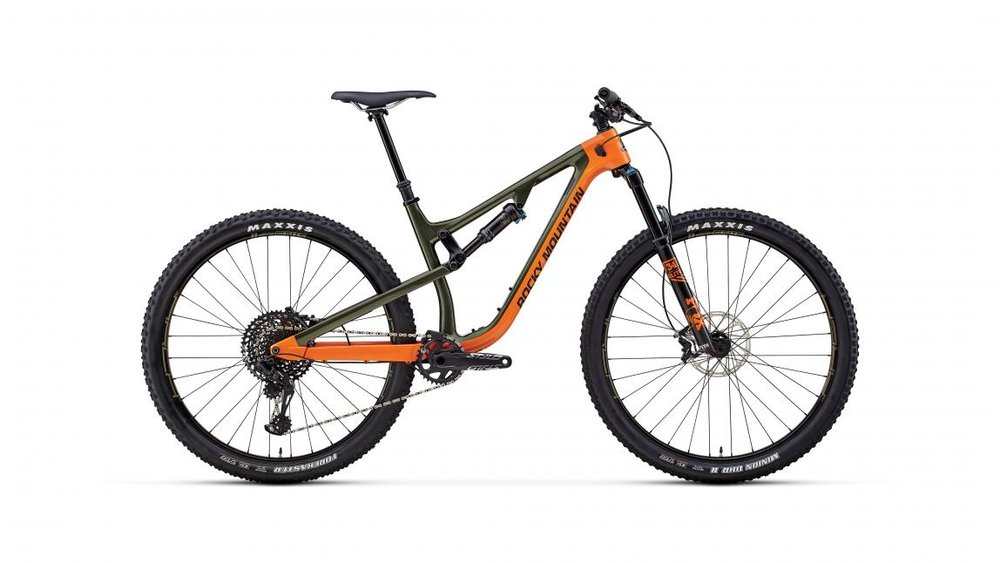 2018 Rocky Mountain Instinct C70