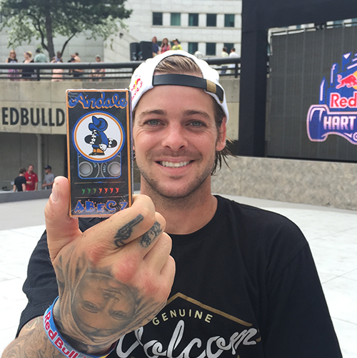 2017 Trucks >> Ryan Sheckler — Andale Bearings