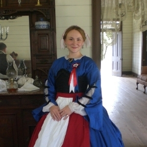 PIONEER NATION    Join us as a volunteer, live Texas history