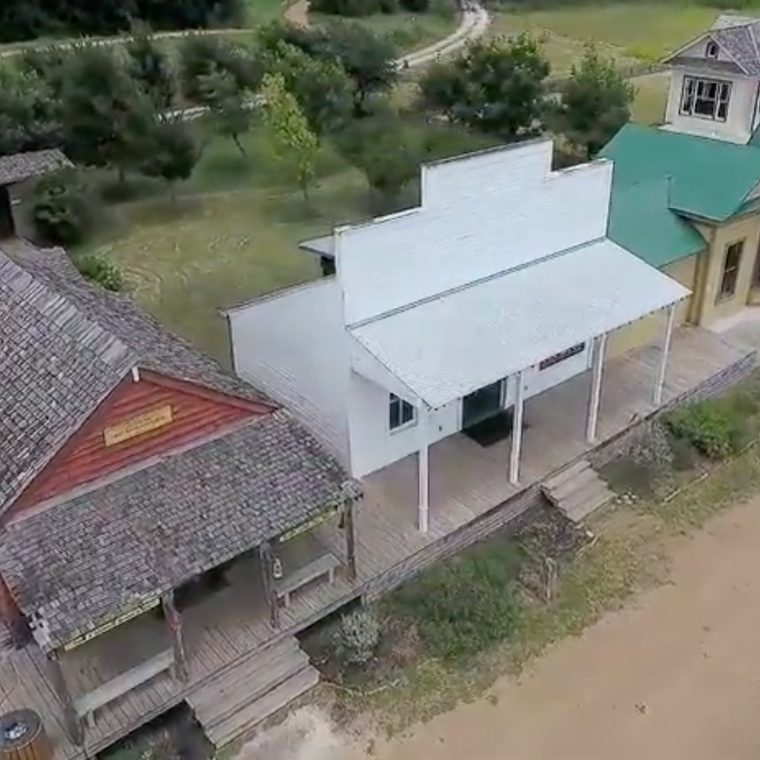 AERIAL TOUR   Fly over our historic sites