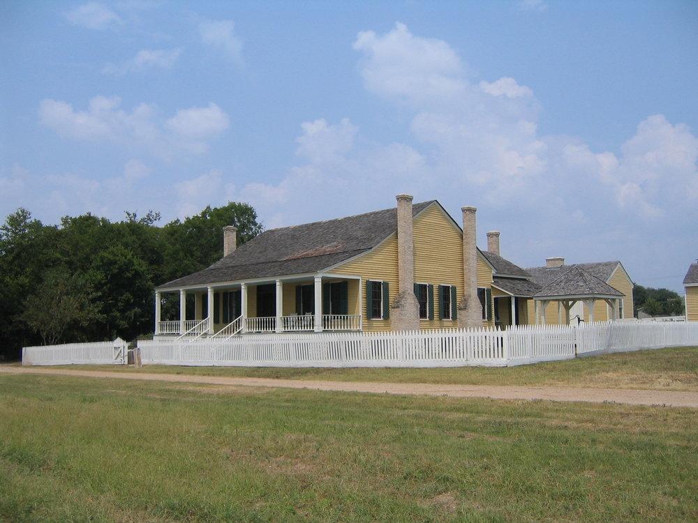 1886 Cotton Planter's Farm
