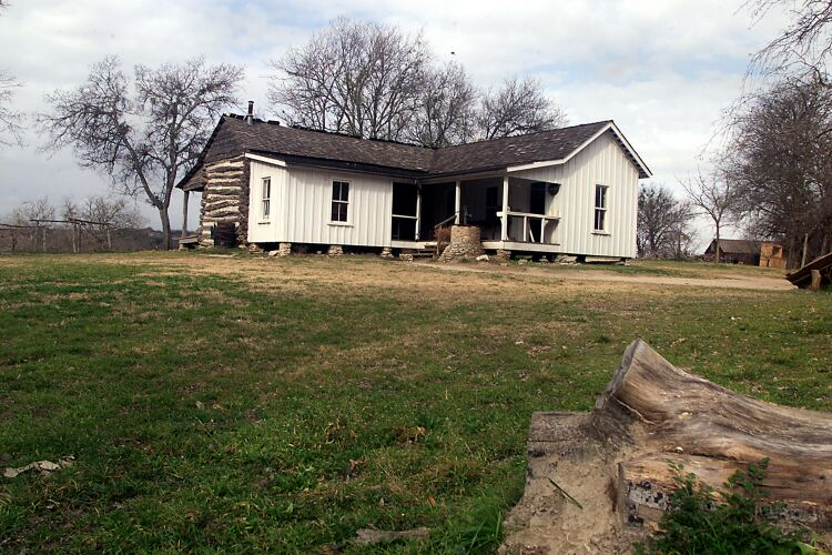 1873 Texian Farm