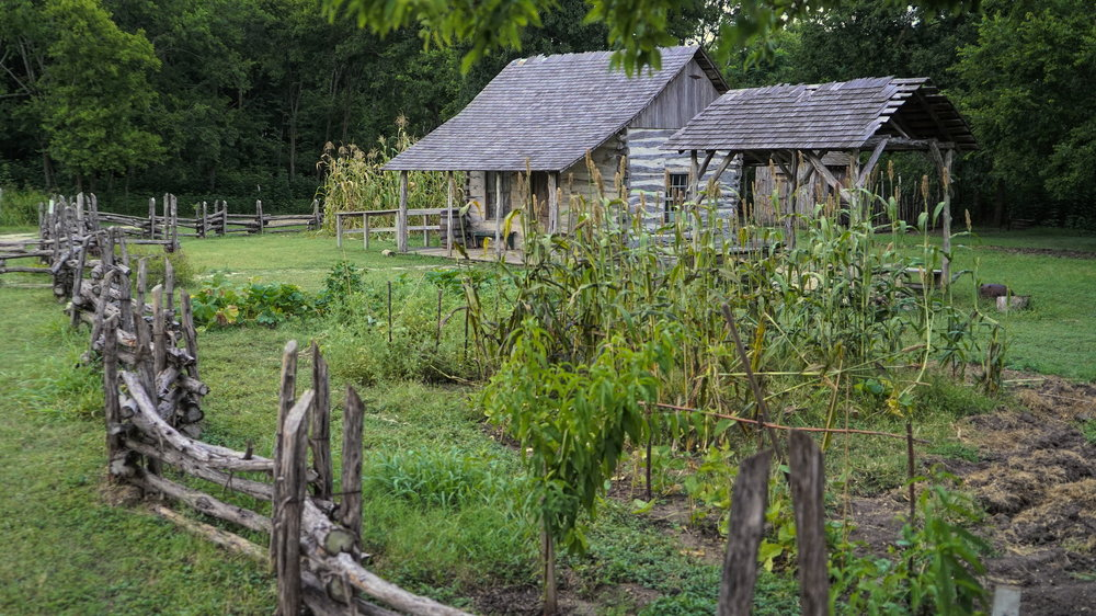 1868 German Emigrant Farm