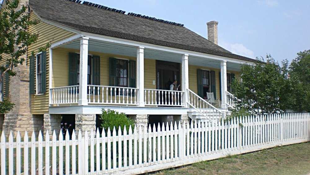 Shade-porches