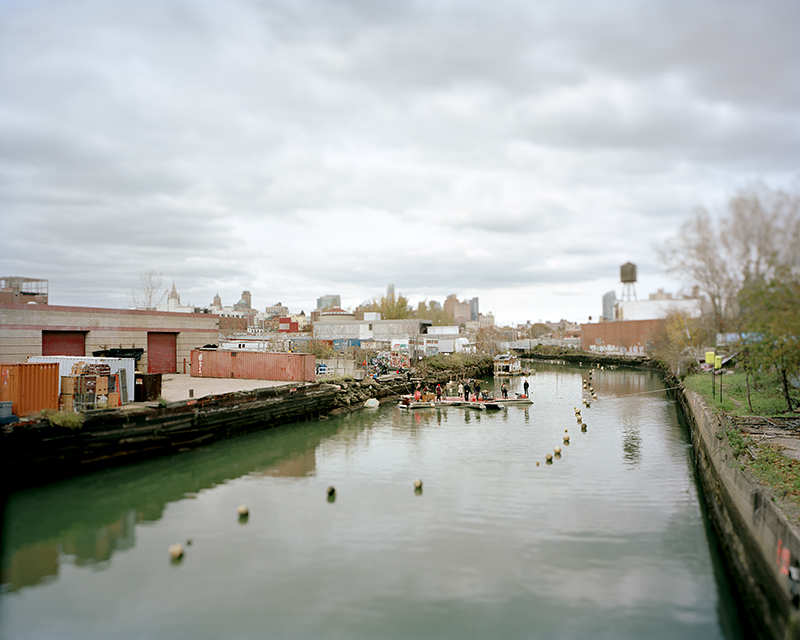 Sites Unseen: Gowanus Canal