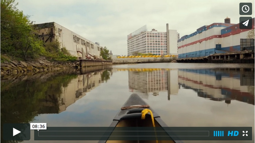Newtown Creek: North Brooklyn Boat Club on a Superfund Site (2015)