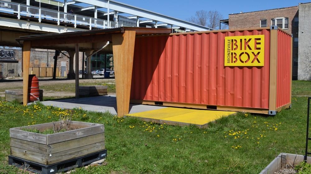 Bronzeville Bikes (Bike Box)