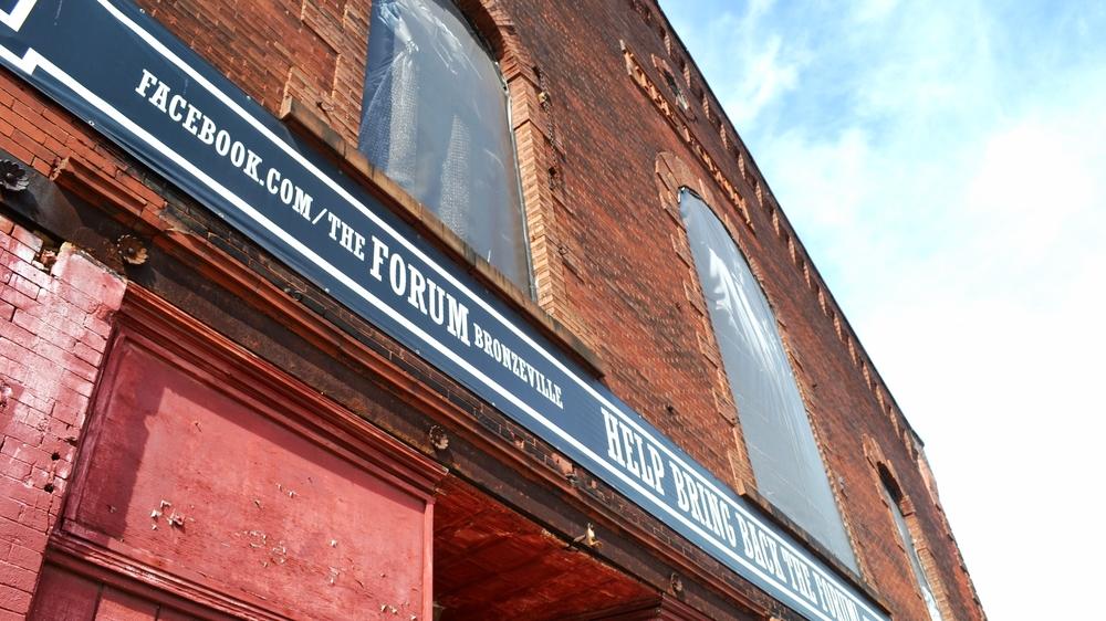 The Bronzeville Forum