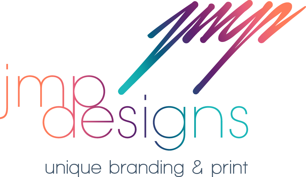 JMP Designs. Unique Branding & Print.