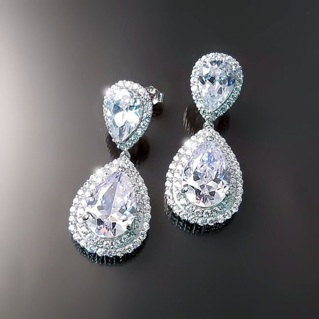 Glamorous Bridal Jewellery