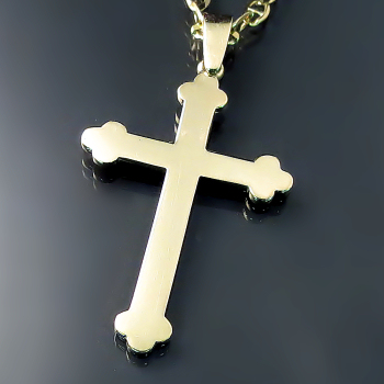 Orthodox Crosses for Baptism