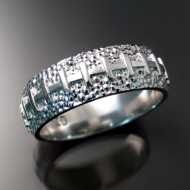 Custom Made Wedding Band