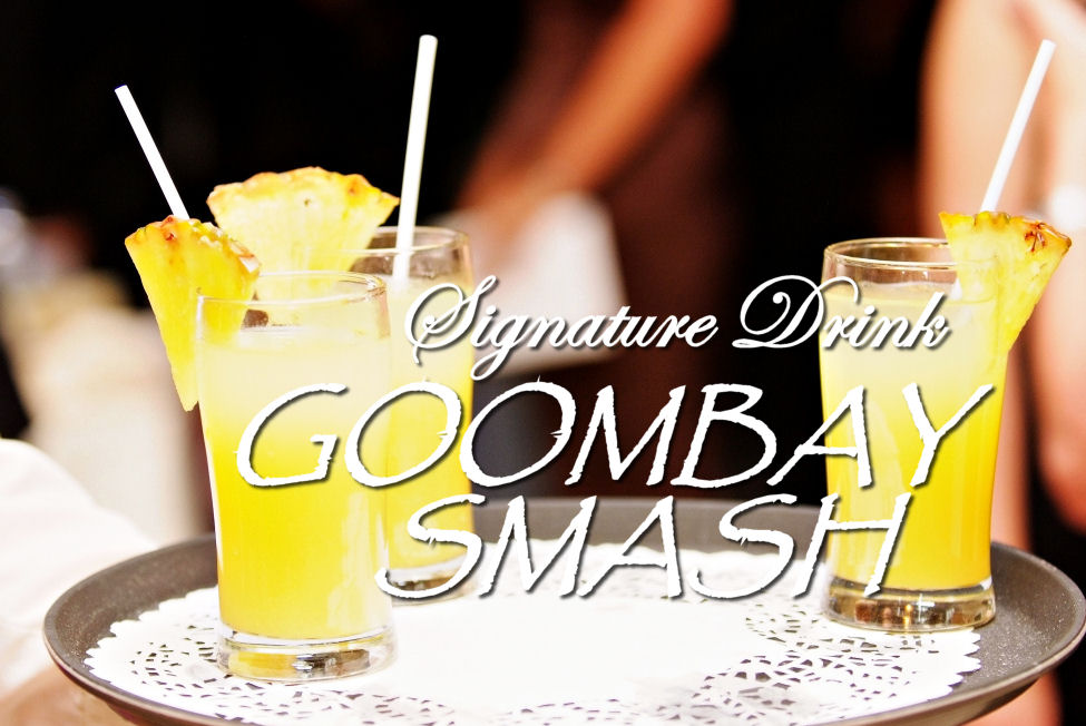 signature drink ideas goombay smash bahamas