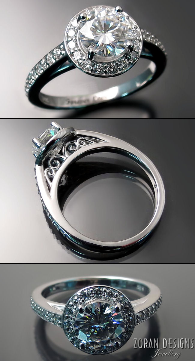 Engagement Rings - Zoran Designs Jewellery