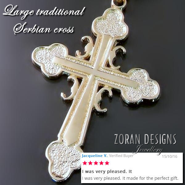 best shop for serbian orthodox crosses