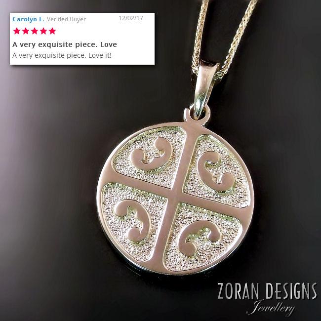 Serbian pendant - Srpski privezak