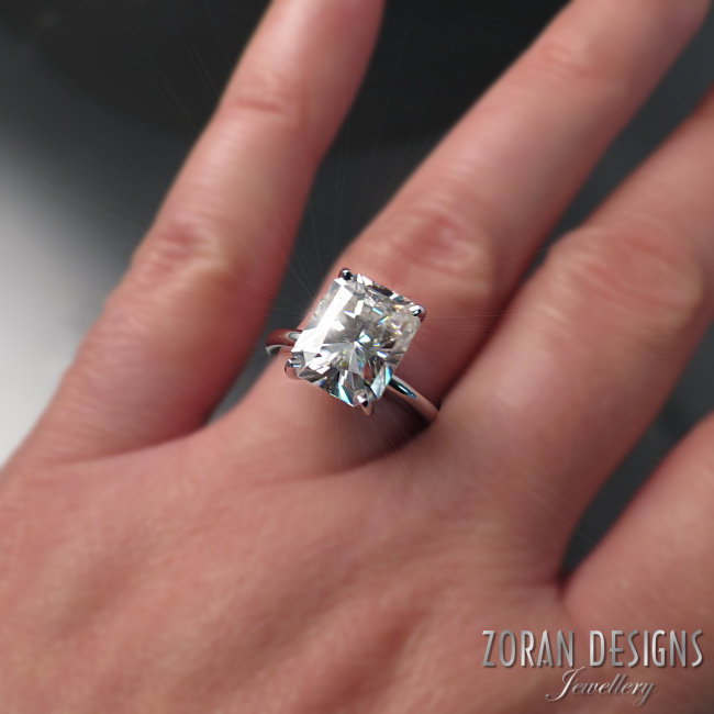 Engagement rings: conflict free, ethical jewelry Toronto area