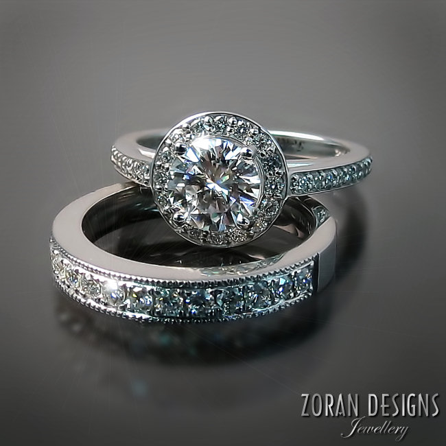 Toronto Moissanite Engagement Rings