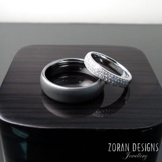 Wedding Rings - Zoran Designs Jewellery, Hamilton ON