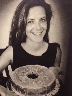 Melissa Gionet's Tucson Lemon Cake