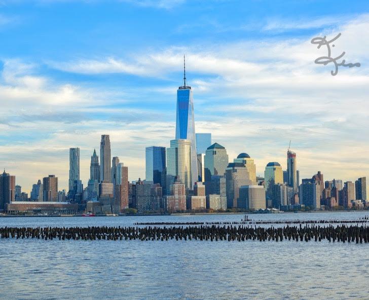 Copy of NYC Skyline