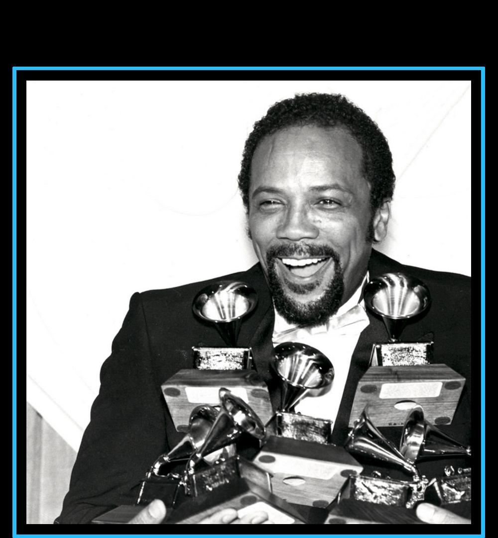 Quincy Jones / Anthony Hamilton - Ugly Edits Vol. 6