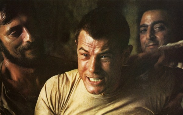 Brad Davis as Billy Hayes in Midnight Express