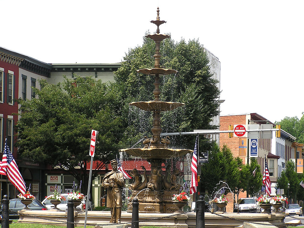 Chambersburg, PA (Memorial Square)