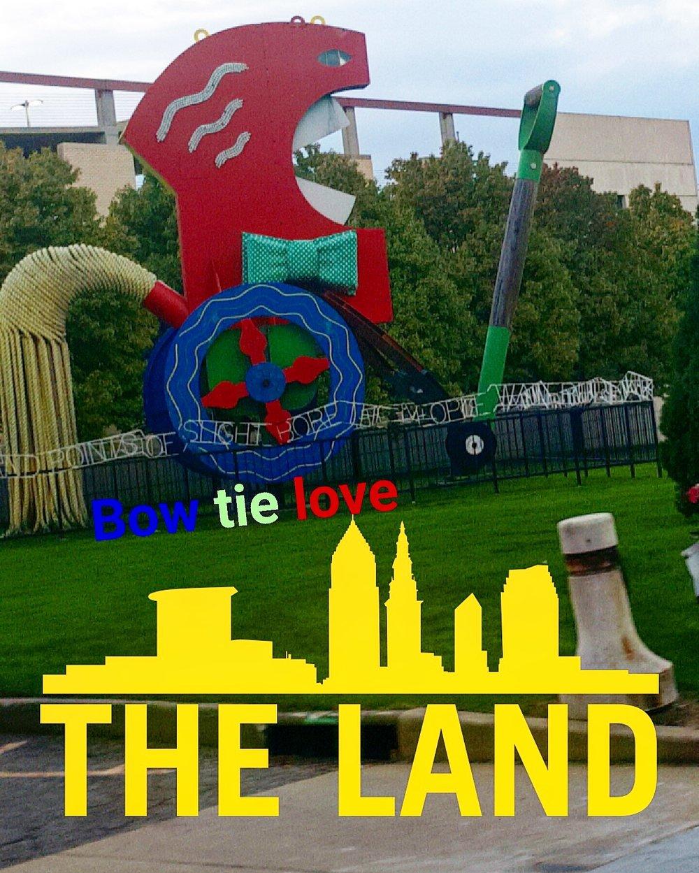 Cleveland, OH (Art Sculpture)