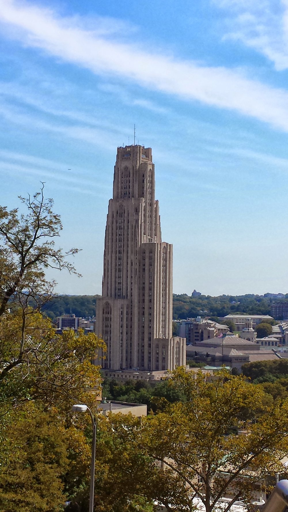 Pittsburgh, PA (The Cathedral of Learning)
