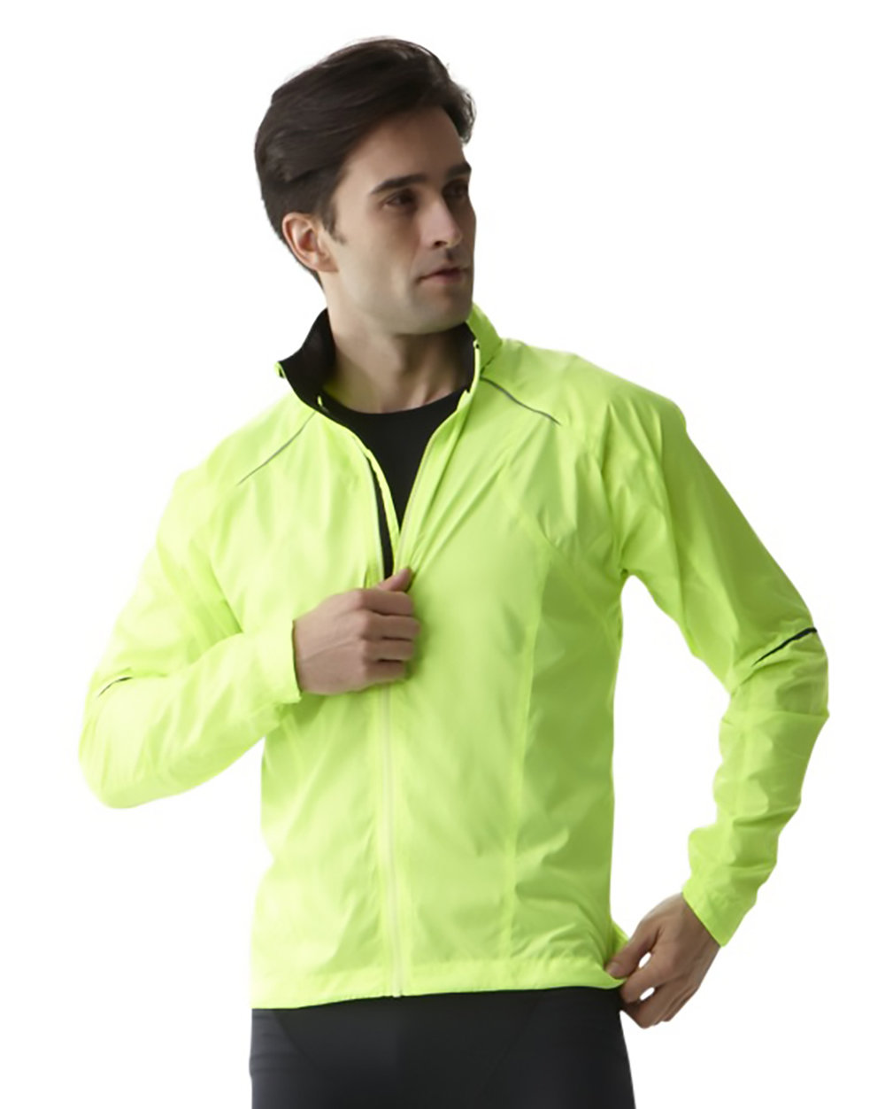 Ultra Light Activewear Windbreaker Jacket