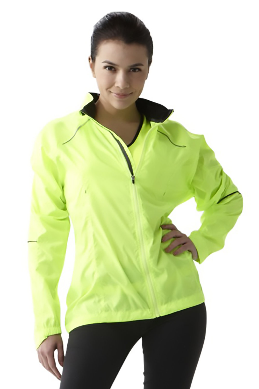 High Functional Activewear Windbreaker Jacket