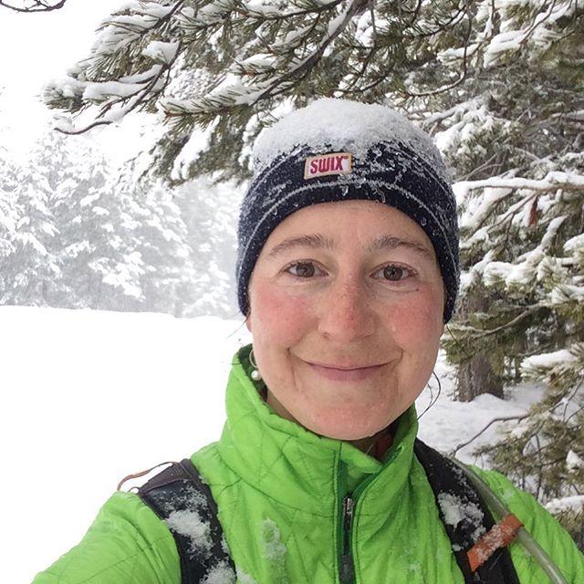 Bucket list selfie ☃️30K ski in Yosemite! #founderlyfantasy #frozemydigits #bestselfie