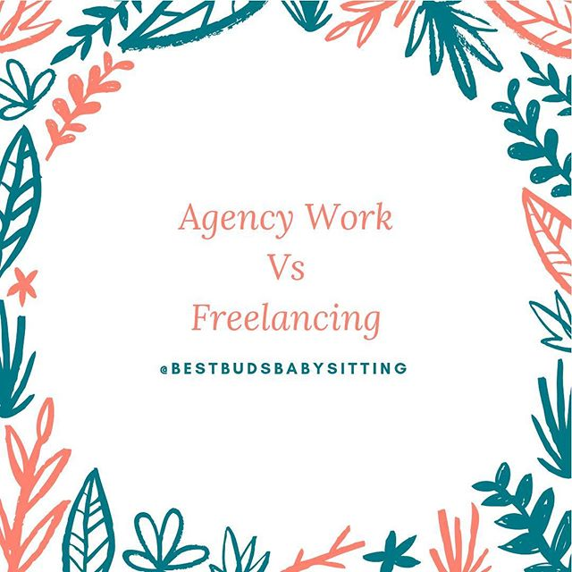 Happy Monday nannies! Whose off and whose not? Wherever you are there's a new blog on the site!! Lauren talks about agency work vs freelancing and her experience with 2 agencies of Houston! #nannywork #nannylife #nannyagency #nannyagencies #nannyagencieshouston #nannylife #nannycam #nannymcphee #nannydiaries #nanny911