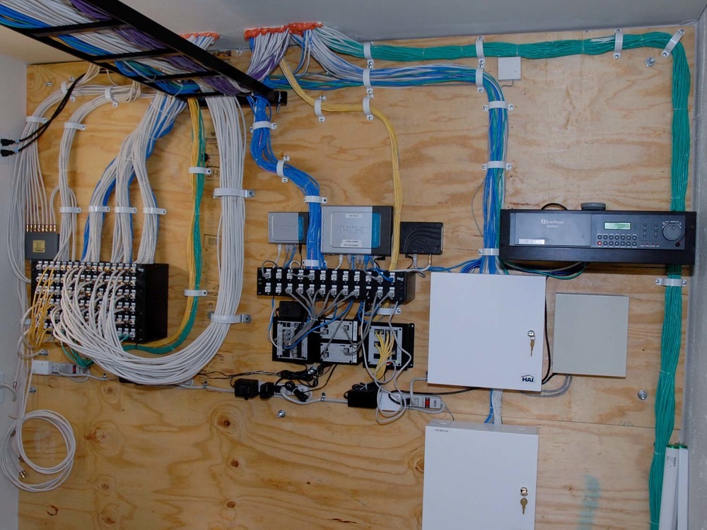 cabling solutions progressive home rh progressivehome com low voltage house wiring systems whole house low voltage wiring