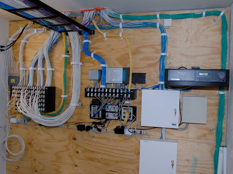 Cabling Solutions Progressive Home – Low Voltage Home Wiring System