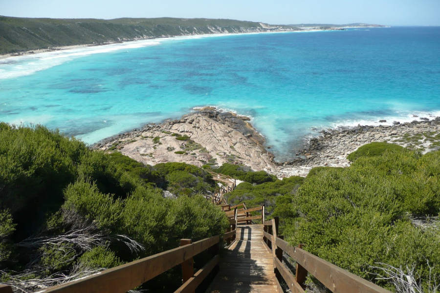 Blue Haven Esperance: The best view you'll ever have fishing