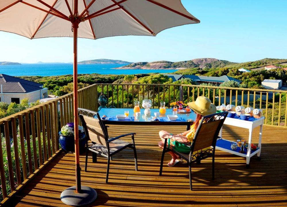 Esperance B&B by the Sea For more information: Click Here