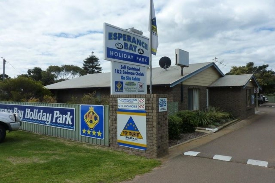 Esperance Bay Holiday Park For more information: Click Here