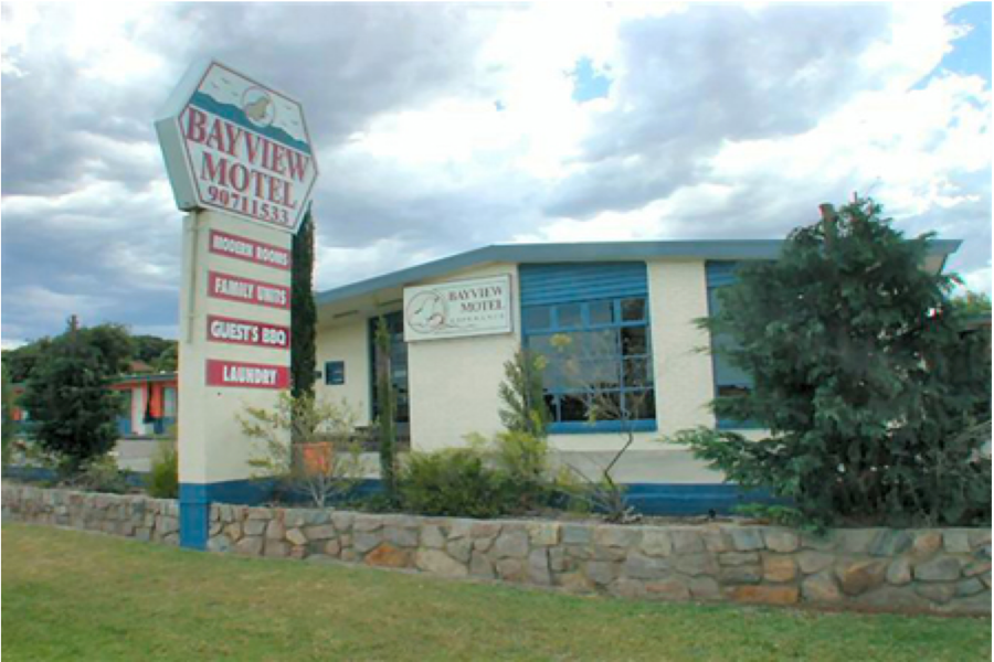 Bayview Motel For more information: Click Here