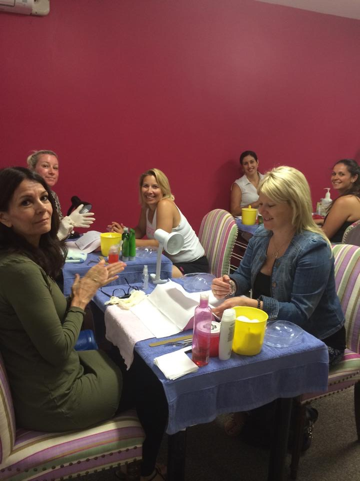 manicure pedicure course Sydney