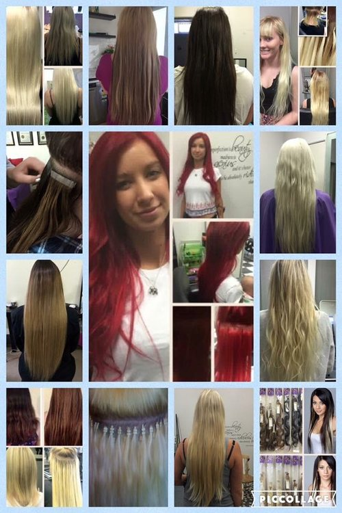 Hair Extension Courses Sydney Tape Keratin Weft Micro Bead Courses