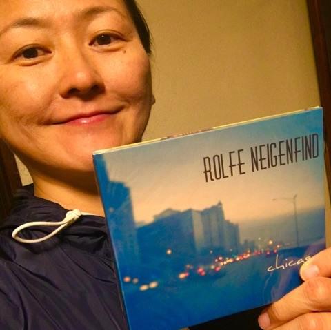 My album in Japan!