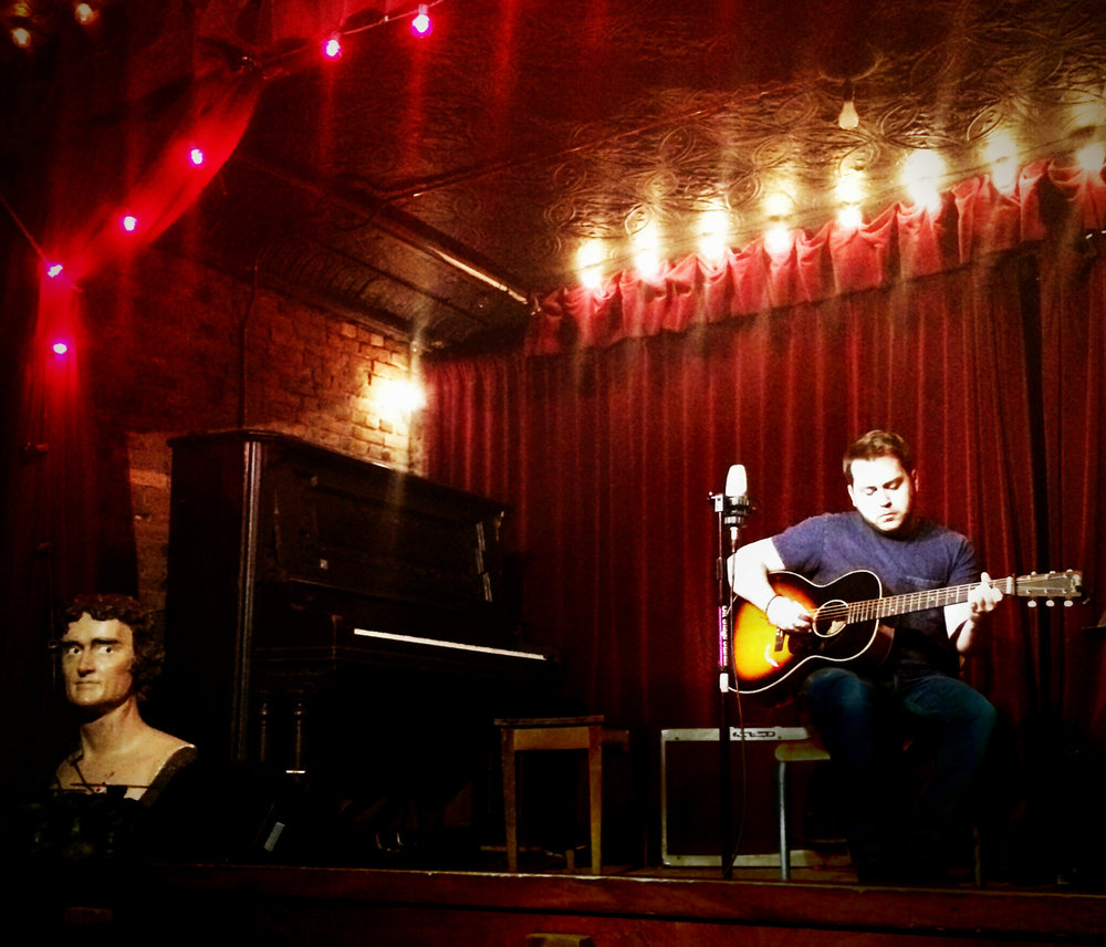 Jalopy Theater - Brooklyn - 10.17 (Photo credit: Rory Masterson)
