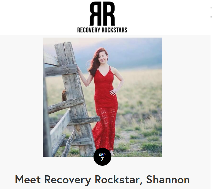 ShannonEgan.RecoveryRockstars.NoTouristsAllowed