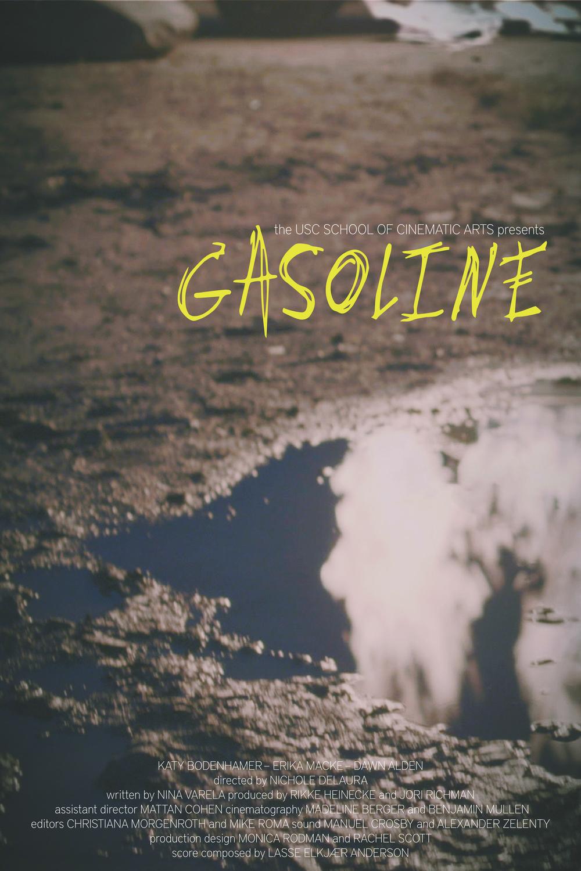 gasolineposter