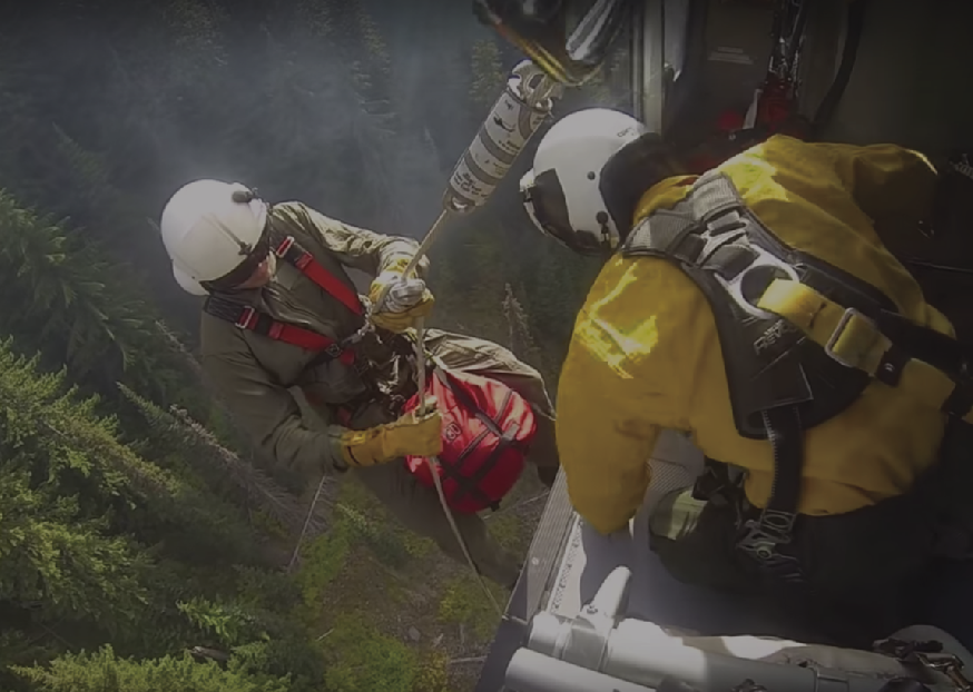 WILDLAND FIREFIGHTING HAS CHANGED -